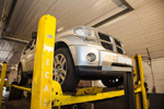 MOT testing centre and servicing Gallery