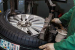 Tyre fitting Gallery