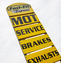 Image of Car Servicing<br/> & Repairs