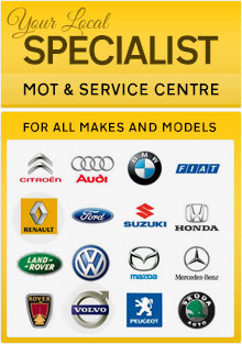 Your local specialist for all makes and models