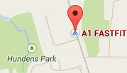 Fast Fit Express Ltd location map